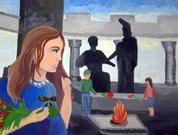 «9 Мая» Савкина Мария, 14 лет