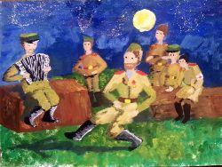 «Минуты отдыха» Епимахова Александра, 12 лет (2 тур, №145)