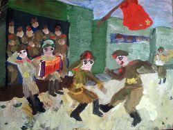 «Победа» Пенязь Александра, 11 лет (2 тур, №151)