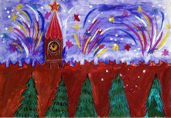 «Салют Победы!» Кравченко Валерия, 9 лет (2 тур, №177)