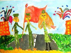 «Парад победы» Нероба Влада, 6 лет (2 тур, №221)