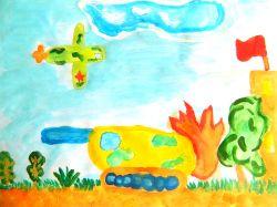 «В бой!» Гаркави Кристина, 6 лет (2 тур, №223)
