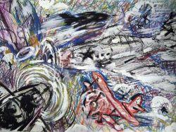 «Воздушная схватка» Кирилл Захаренко, 12 лет (2 тур, №322)