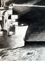 «В ночи» Ранюк Даниил, 12 лет (2 тур, №172)