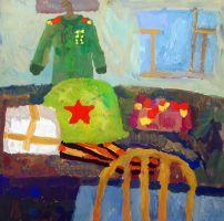 «Полевой натюрморт», Кайтанджан Инесса, 12 лет (2 тур, №96)