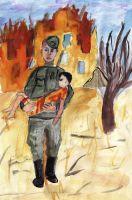 «Вынесенный из огня» Красовитова Наталья 11 лет (2 тур, №116)