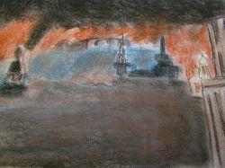 Город в огне пожарищ_1