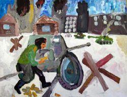 «Последний снаряд» Орлов Иван, 10 лет (2 тур, №98)