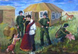 «Прощание» Ширнина Оксана 14 лет (2 тур, №161)