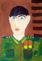 «Солдат победы» Ивашкин Виктор, 11 лет (2 тур, №154)