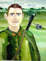 «Командир Наганов А.Ф.»